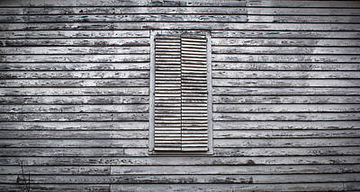 Photograph - Shuttered by Mark Guinn