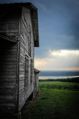 Photograph - Shuttered by Marvin Borst