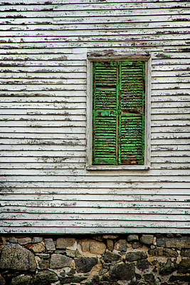 Photograph - Shuttered by Robert Clifford