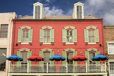 Photograph - Shutters And Bacony by Steven Parker