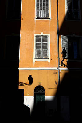 Photograph - Shutters And Shadows by Andrew Fare