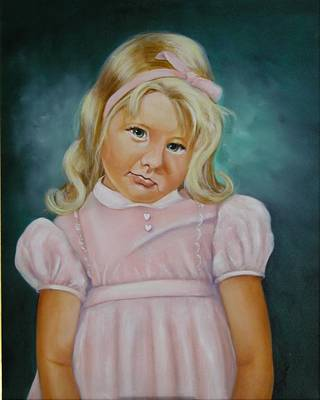 Painting - Shy by Joni McPherson
