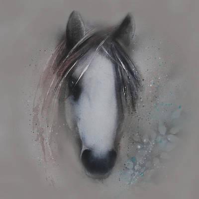 Painting - Shy Wisdom by Jackie Flaten