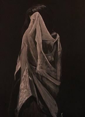 Angels And Cherubs - Shyness by Alia K Metref