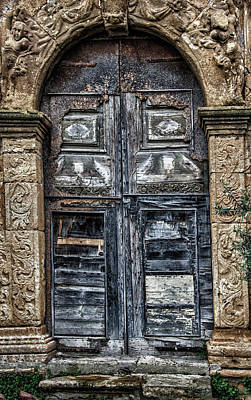 Photograph - Sicilian Door by Patrick Boening