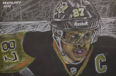 Drawing - Sid The Kid by Vincent Matheney