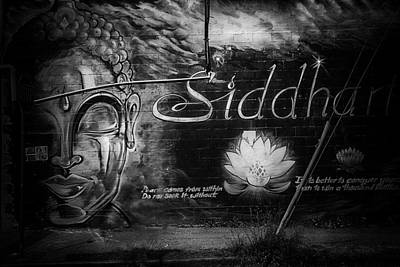 Photograph - Siddhartha by Theresa Tahara