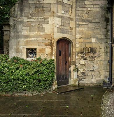 Photograph - Side Door by Jean Noren