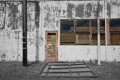 Photograph - Side Door by Richard J Cassato