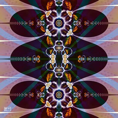 Digital Art - Side Step by Jim Pavelle
