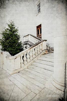 Photograph - Side Steps by Judy Wolinsky