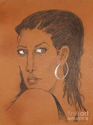 Sidelong Glance -- Original Original by Jayne Somogy