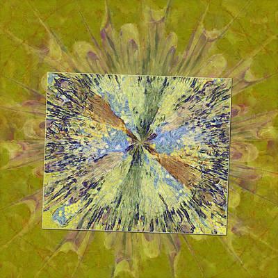 Sidesplitting Consonance Flower  Id 16163-222532-26821 Art Print