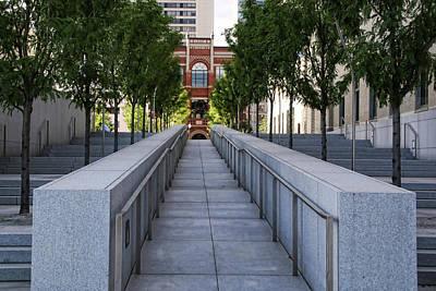Photograph - Sidewalk by Ely Arsha