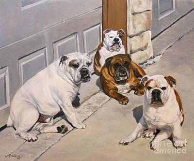 Sidewalk Quartet Original