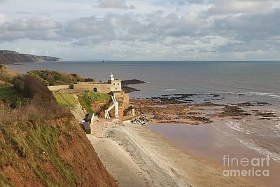 Photograph - Sidmouth by Gary Bridger