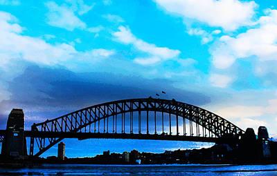 Photograph - Sidney Bay Bridge by Susan Vineyard