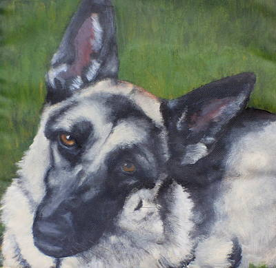 Painting - Sidney by Carol Russell
