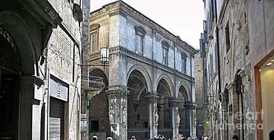 Photograph - Siena-32 by Rezzan Erguvan-Onal