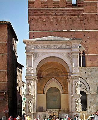 Photograph - Siena-36 by Rezzan Erguvan-Onal