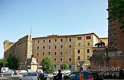 Photograph - Siena-49 by Rezzan Erguvan-Onal