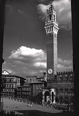 Photograph - Siena by David Gilbert