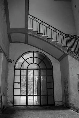 Photograph - Siena Italy Staircase  by John McGraw