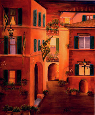 Siena Original by Leah Wiedemer