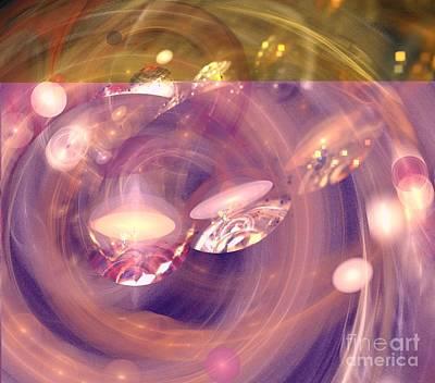 Sienna Necklace Art Print