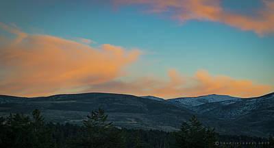Photograph - Sierra De Gredos Sunset - Spain by Henri Irizarri