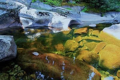 Photograph - Sierra Depths by Sean Sarsfield