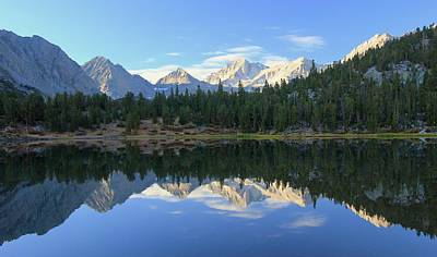 Photograph - Sierra Dreams by Sean Sarsfield