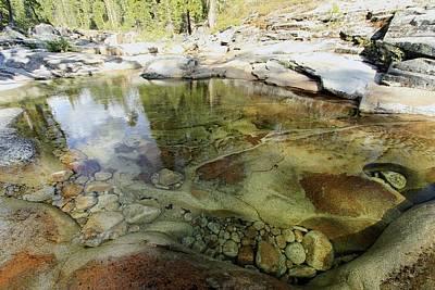 Photograph - Sierra Dreamscape  by Sean Sarsfield