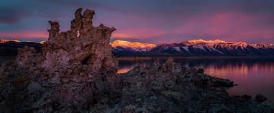 Photograph - Sierra Glow by Bjorn Burton