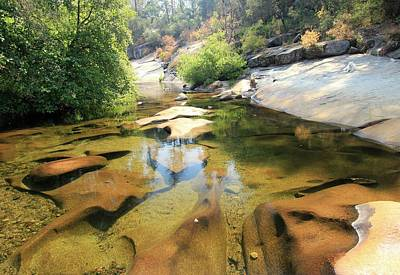 Photograph - Sierra Liquid Gold by Sean Sarsfield