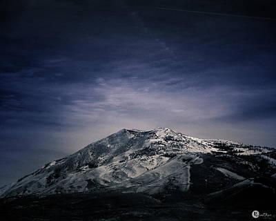 Digital Art - Sierra Majesty In February by Richard Ricci