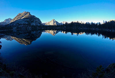 Photograph - Sierra Reflections by Greg Sagan