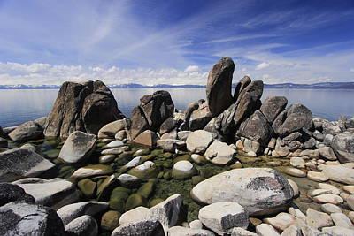 Photograph - Sierra Stonehenge by Sean Sarsfield