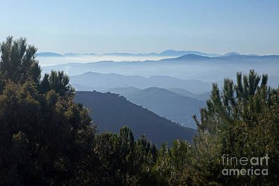 Andalusia Photograph - Sierra Tejadas by Rod Jones