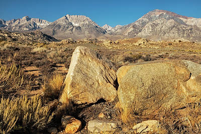 Photograph - Sierra Vista by Stuart Gordon