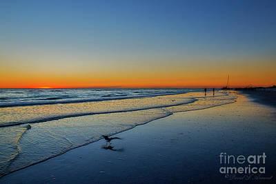 Photograph - Siesta Key Sunset by David Arment
