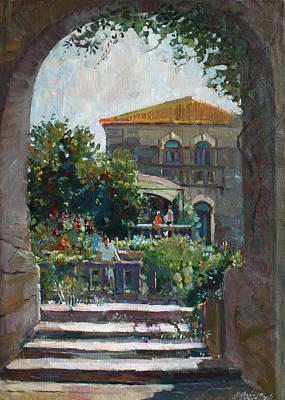 Painting - Siesta Time by Juliya Zhukova