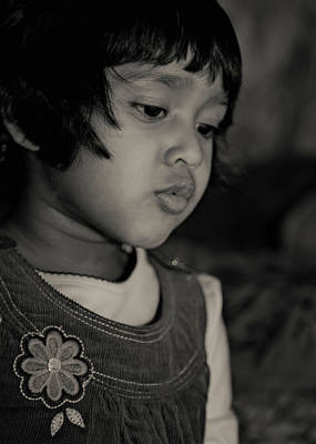 Photograph - Sigh by Venura Herath