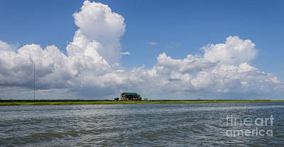 Photograph - Sights Along The Icw by Dale Powell