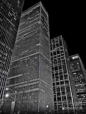 Photograph - Sights In New York City - Four Giants by Walt Foegelle