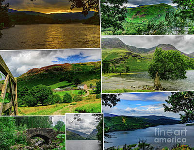 Photograph - Sights Of Keswick by Elvis Vaughn