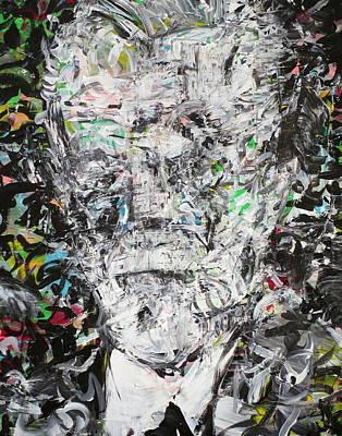 Sigmund Freud Painting - Sigmund Freud by Fabrizio Cassetta