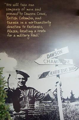 Sign Post Poster Art Print by Robert Braley
