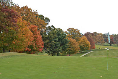 Photograph - The 5th Fairway # 2 by Tom and Pat Cory