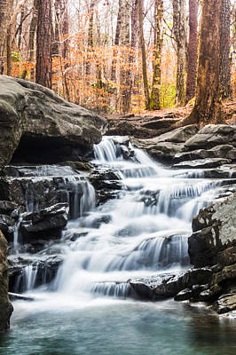 Rocky In Spring Photograph - Autumn At Moss Rock Preserve by Parker Cunningham